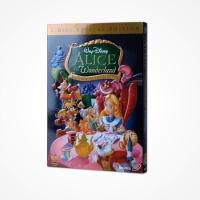 Wholesale Alice in Wonderland Disney DVD Cartoon DVD Movies DVD The TV Show DVD Wholesale Hot sell from china suppliers