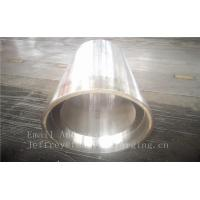Wholesale F53 Super Duplex Stainless Steel Sleeves  , Forged Valve Body Blanks ASTM-182 from china suppliers