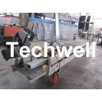 "Wholesale 2"" * 3"", 3"" * 3"", 3"" * 4"" Custom Portable Downspout Forming Machine from china suppliers"