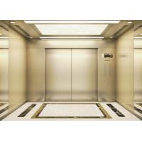 Wholesale Machine room passenger elevator Optional function and microcomputer control from china suppliers