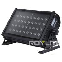 Wholesale 36 x 3w Tri RGB 3 In 1 LED Wall Wash Light DMX Control LED Fixture from china suppliers