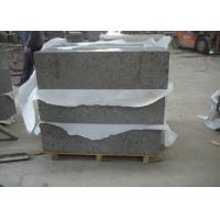 China Hainan Black Basalt Natural Stone Tiles For Kitchen Floor Big Holes 20mm Thickness for sale
