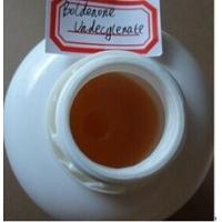 Buy cheap Yellowish Oily Liquid Boldenone Undecylenate Equipoise from Wholesalers