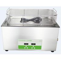 Wholesale Stainless Steel Industry Heated Ultrasonic Cleaner Heater Timer 30l Axis And Shaft Parts from china suppliers