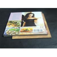 Wholesale Gloss Lamination Customized Cookbook printing , hardcover photo book printing from china suppliers