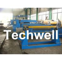 Wholesale 380V / 50Hz / 3Ph 30KW Simple Slitting Line For Slitting Coil Into 12 strips from china suppliers