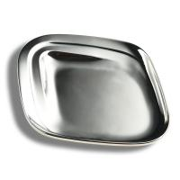 China Outside Stainless Steel Cigarette Ashtray , Polygonal Promotional Ashtrays on sale