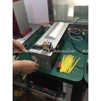 Wholesale Low Noise 20 Khz Ultrasonic Wire Splicing Machine For Auto Industry Application from china suppliers
