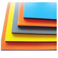 Wholesale ACP ACM Fireproof Aluminum Composite Panel With Thickness 0.25 - 4.0 mm from china suppliers