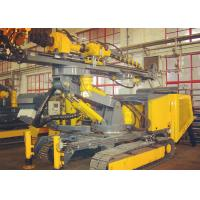 Buy cheap Hydraulic Crawler Drills Compact Size For Speed Adjusting with  360° in horizontal direction from Wholesalers