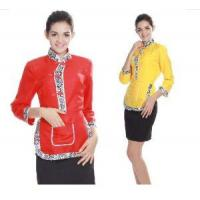 Wholesale 2012 Fashion Chef Uniform (No. 5) from china suppliers