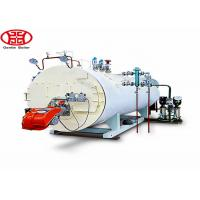 China Quick Install 3 ton Oil Gas fired Industrial Steam 3000kg/hr Boilers for sugar factory on sale