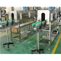 Wholesale PVC PE Label End Of Line Packaging Equipment 150 - 450 Bottles Per Minute from china suppliers