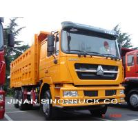 Quality SINOTRUK HOKA SERIES TIPPER TRUCK for sale