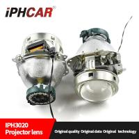 Buy cheap IPHCAR Hella lens original 12V 3.0 inch headlight bi xenon projector lens for car and motorcycle Hella 4 Projector from wholesalers