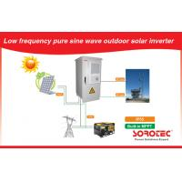 Buy cheap Outdoor Off Grid Solar Power Systems Low Frequency IP55 for Telecom from wholesalers