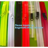 Buy cheap 3#,4#,5#,6#,7#,8#,9#, 10#,12# China manufacturer waterproof nylon zipper, whykk open end nylon waterproof zipper from wholesalers