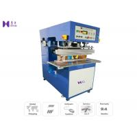 Air - Supported Automated Tarpaulin Welding Machine 450×1000 MM Work Table