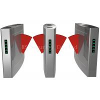 Wholesale Stainless Steel Architectural Flap Barrier Turnstile Half Height For Security from china suppliers