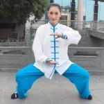 Wholesale Wu Dang Clothes Tao Suits Wushu Uniform Tai Chi Wu Dang Uniform Kung Fu Suits from china suppliers