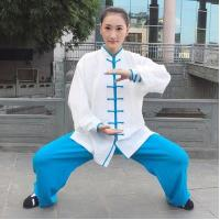 Wholesale Wu Dang Clothes Tao Suits Wushu Uniform Tai Chi Wu Dang Uniform Kung Fu Suits from china suppliers