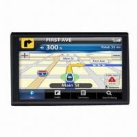 Wholesale Portable GPS Navigation with 7 inch HD Touch Screen, 1,200mAh Capacity from china suppliers