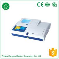 Buy cheap Labrotary cheap equipment semi auto biochemistry analyzer price with high quality from Wholesalers