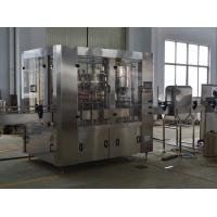 China Glass Bottle Wine Filling Machine for Whisky Sparkling , Liquid Filling Machine for sale