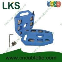 China LKS-B1 Series Stainless Strapping Band with Screw type Buckle and LSA Style Banding tool on sale