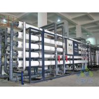 30 m3/hr High Salt Rejection SS Support Frame Ultrapure Water RO Plant for African Market