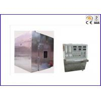 Buy cheap Electric / Optical Fibre Cables Circuit Integrity Vertical Burn Test Equipment from wholesalers