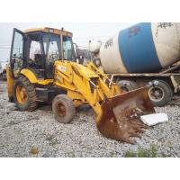 Wholesale Made in UK Used JCB 3CX Backhoe Loader from china suppliers
