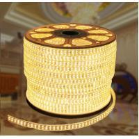 China Powered Warm White LED Strip Tape Light 4.5V  Mini Controller , 5 Metre Led Strip Lighting for sale