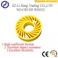 Wholesale All kinds of  No-Crush Wheel(High coefficient friction, Excellent impact resistance,Excellent flexibility  ect) from china suppliers