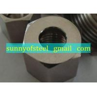Wholesale alloy 800h fastener bolt nut washer gasket screw from china suppliers