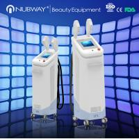 Wholesale SHR Fast speed hair removal machine / IPL +RF for hair removal and skin rejuvenation from china suppliers