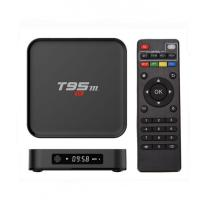 Wholesale T95M Mini PC Android Smart TV Box Amlogic S905X 1G / 8G Quad Core USB 2.0 from china suppliers