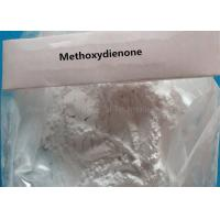 Wholesale Medical Steroids Raw Powder Methoxydienone For Strength Gaining CAS 2322-77-2 from china suppliers
