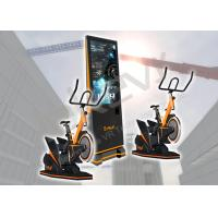 Wholesale Fashion Virtual Reality Bike Ride / 9D VR Exercise Bike With HTC VIVE VR Headset from china suppliers