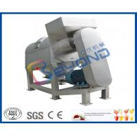 China Automatic Double Stage Pulping Fruit Processing Equipment High Speed on sale