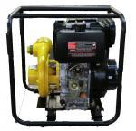 Single Cylinder Vertical High Pressure Water Pump Bilobed Wheel Design