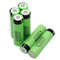 Wholesale Deep Cycle 12.58wh Panasonic 18650 Battery 3400mAh from china suppliers
