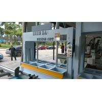 Wholesale Automatic Woodworking Machinery Lamilating Hydraulic Platen Press For Laminated Boards from china suppliers