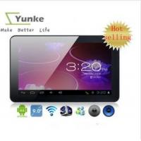 Wholesale 9 inch AllWinner A13 Android 4.0 Tablets 512M 8GB Capacitive Touch Screen Webcam Tablet PC from china suppliers