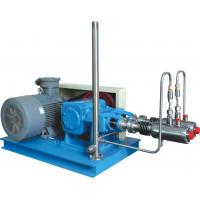 Buy cheap Steel Blue Color High Efficiency Automatic Cryogenic Liquid Pump For L-CNG Cylinders Filling from wholesalers