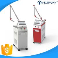 Buy cheap Top hat Korea Q switch Nd Yag Laser Tattoo Removal Machine Medical CE from wholesalers