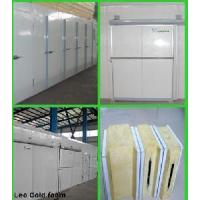 Wholesale Convinent Sliding Cold Storage Door With Curtain (LLC) from china suppliers