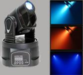Wholesale RGBW Min 270° / 66W / 50000hrs Led DMX 512 Moving Head Spot Lights from china suppliers