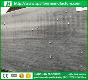 Buy cheap 100% Virgin PVC Material PVC Vinyl Click Plank SPC Vinyl Plank Flooring From Hanshan from wholesalers