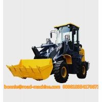 Wholesale Mini XCMG Wheel Loader LW160KV / Yellow Color Front End Loader from china suppliers